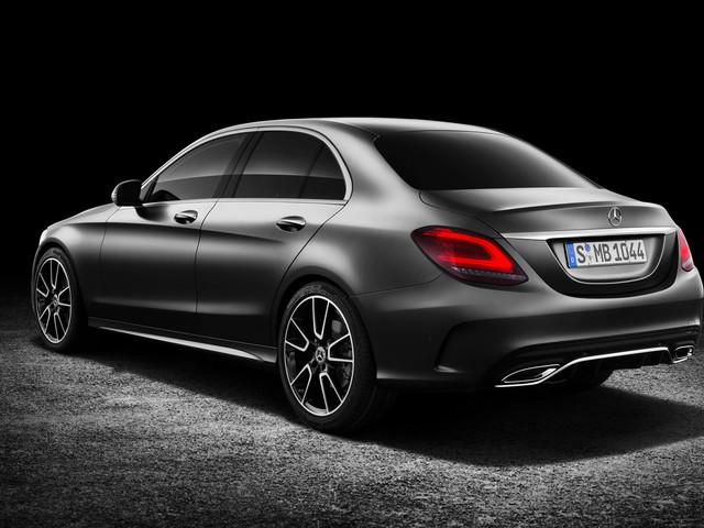 2018 Mercedes-Benz C-Class introduces EQ Power hybrid tech