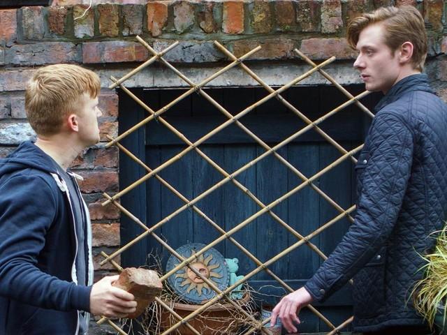 Coronation Street spoiler: Daniel Osbourne and Chesney Brown have explosive showdown