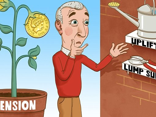 Should I take my delayed state pension as lump sum?