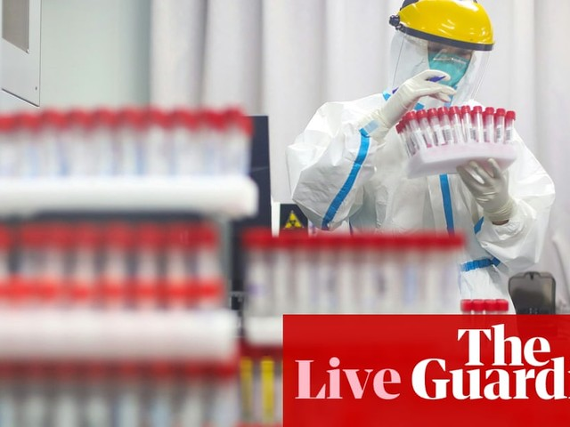Coronavirus live news: China reports highest cases since January; France adopts vaccine passports law