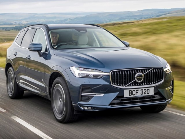 Volvo XC60 SUV review - gallery