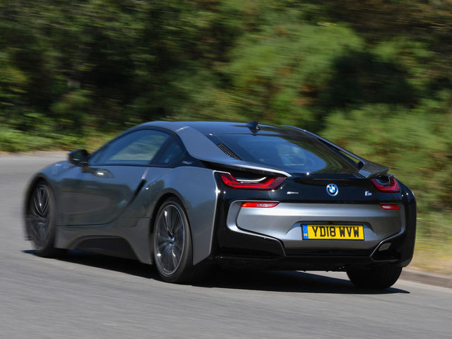 Bmw I8 Coupe 2018 Uk Review Motors Anygator Com