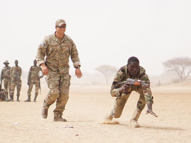 Senators were shocked to learn the US has 1,000 troops in Africa — but the Pentagon just said the total is actually over 6,000