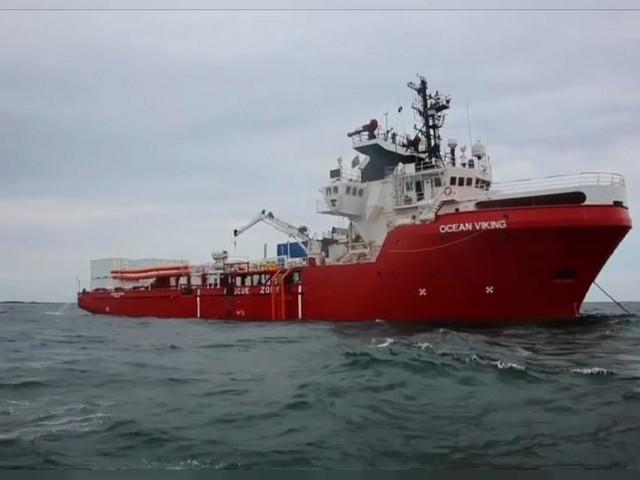 Mediterranean mirgant sea rescues about to restart