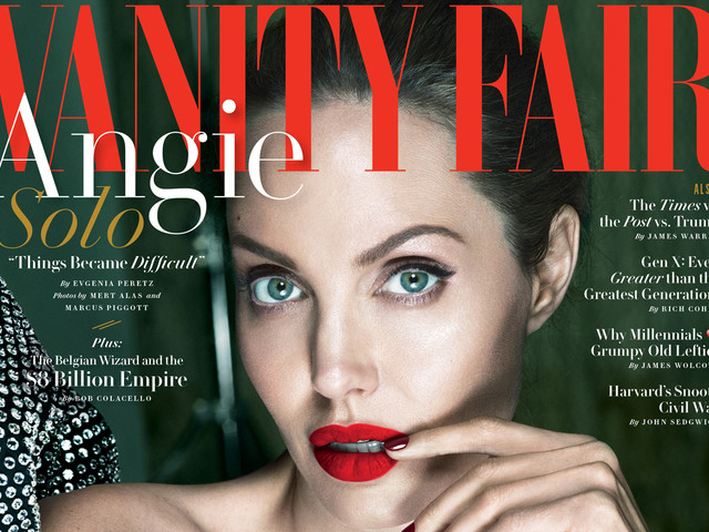 Angelina Jolie Reveals What She's Doing While Taking a Break From Work