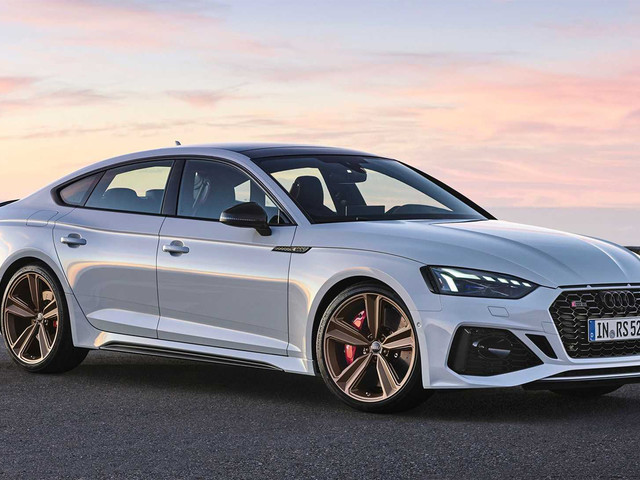 2021 Audi RS5 India launch on August 9, comes as a 4-door Sportback