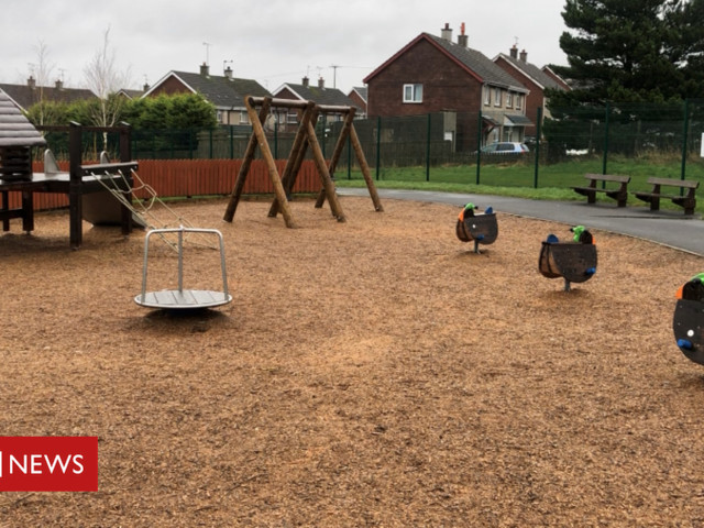 Strathfoyle: Group campaigns for disabled-friendly play parks