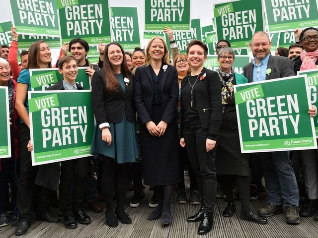 The Green Party General Election candidates for Bristol, South Gloucestershire and North Somerset
