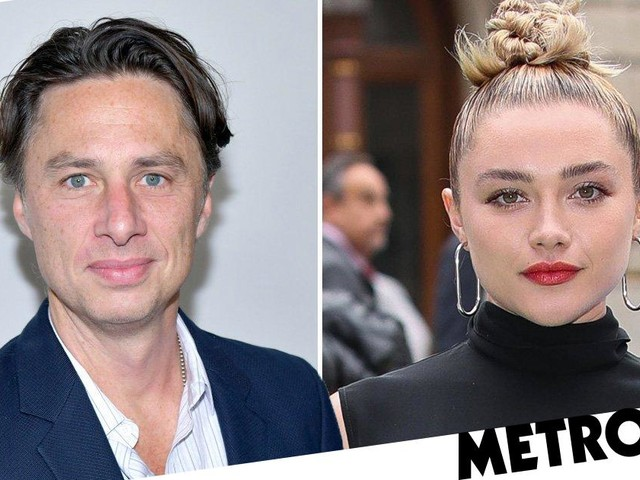 Black Widow's Florence Pugh claps back hard as trolls 'hurl abuse' at Zach Braff age-gap