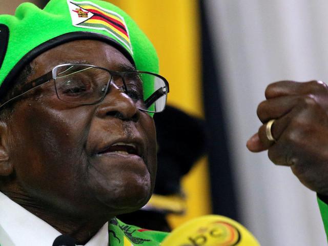 Zimbabwe's Military Seize Control But Deny Coup Against Robert Mugabe