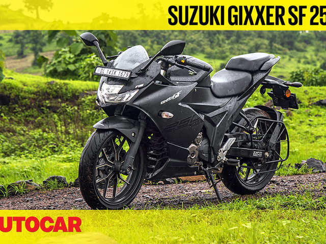 Review: 2019 Suzuki Gixxer SF 250 video review