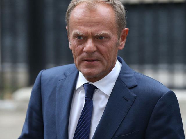 Donald Tusk Calls David Davis' Brexit View 'English Humour' And Issues Ultimatum On Irish Border And Divorce Bill