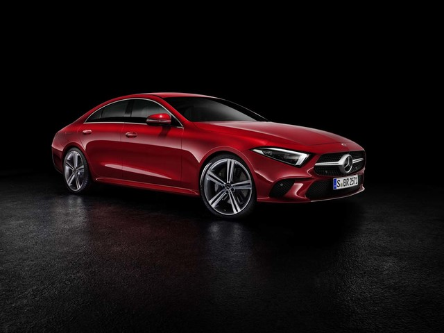 2018 Mercedes-Benz CLS starts from £57,510
