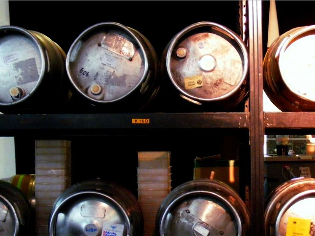 Tinkering With Casks