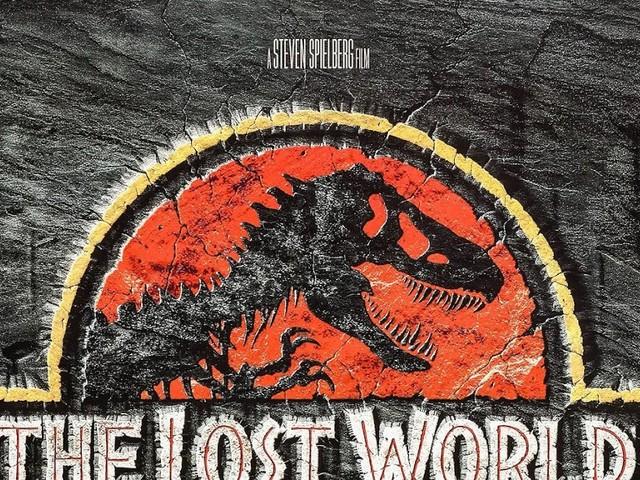 BRAD'S APRIL ESCAPE PART 14: THE LOST WORLD
