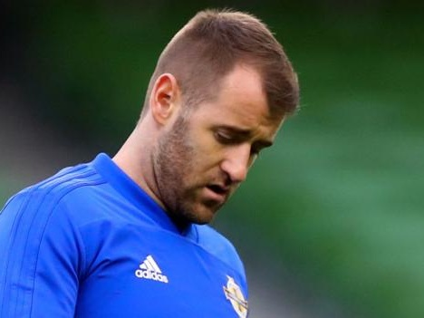 Niall McGinn calls for more support for footballers receiving abuse