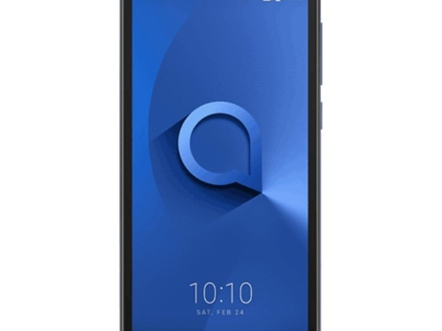 Alcatel 1X is one of the first Android Go (cheap) smartphones
