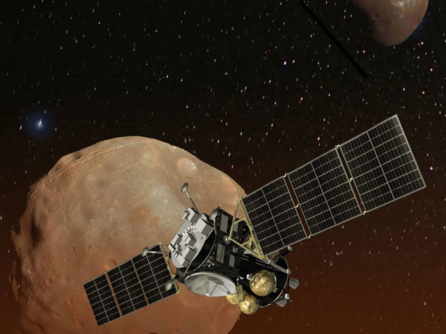 NASA selects instrument for future international mission to Martian moons