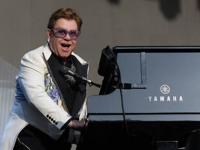 Elton John Announces The Lockdown Sessions