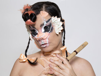 Björk to appear at The Eden Project, St Austell in June 2018