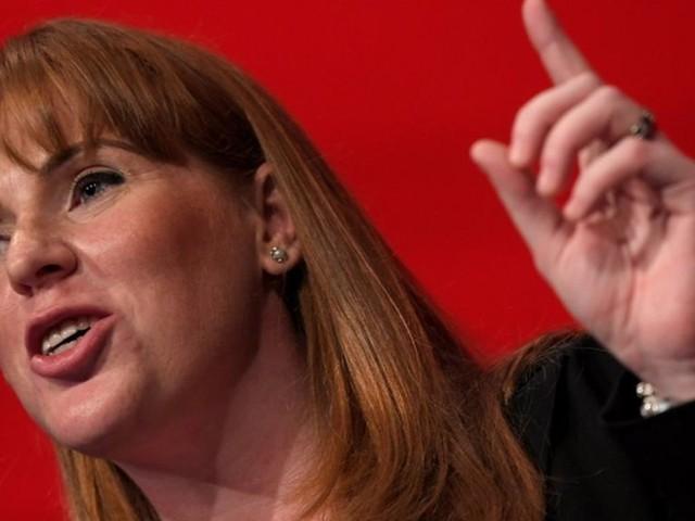Grangela: Labour's Angela Rayner is grandmother at 37