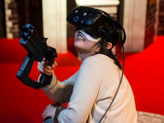 HTC brings VR to the cloud