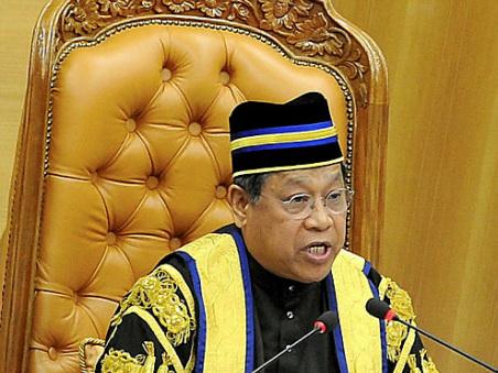Pandikar Amin rebukes Shah Alam MP for politicising religious issues