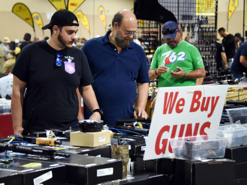 US gun lovers defend rights amid debate for more restrictions