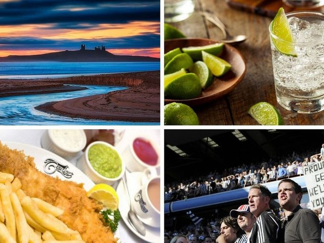 26 reasons why Newcastle is the simply the best - and here's our proof