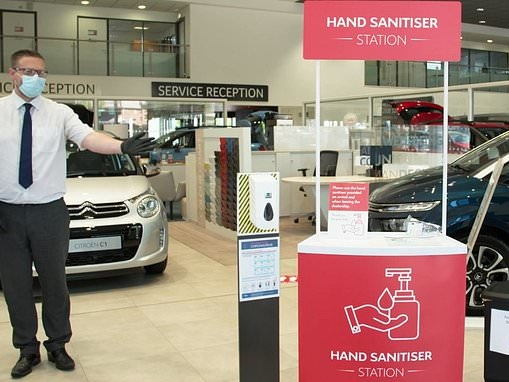 RAY MASSEY: Car dealers preparing to re-open showrooms