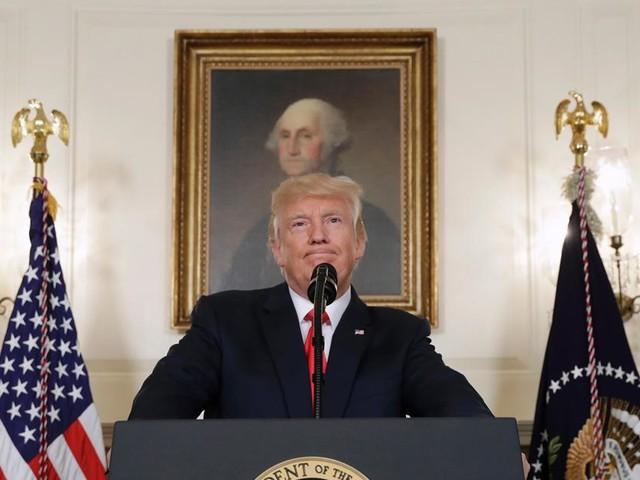 President Trump finally condemns neo-Nazis, white nationalists