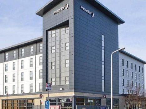 Premier Inn launches battery-powered hotel in Glasgow
