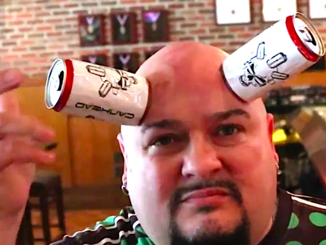 Human Suction Cup Claims To Be 'A Real-Life X-Man'