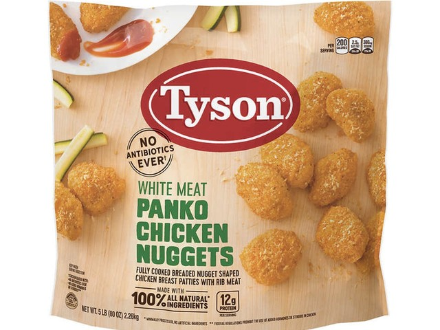 18 Tons Of Chicken Nuggets Have Been Recalled From Stores Across The