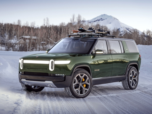 Rivian announces $700M investment round led by Amazon