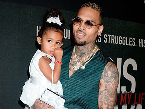 Royalty Brown, 5, Proves She Can Dance Just Like Her Dad, Chris Brown — Watch