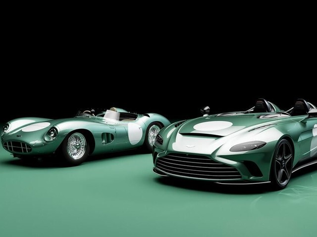 Aston Martin V12 Speedster DBR1 specification is a pretty and expensive time machine - Roadshow