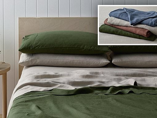 Customers are rushing to get their hands on Aldi's new hemp bed sheets