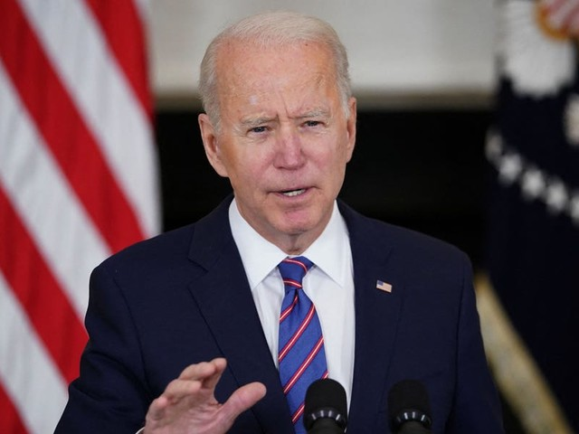 Biden sets a Tuesday deadline for the GOP to bring him an infrastructure counter-proposal