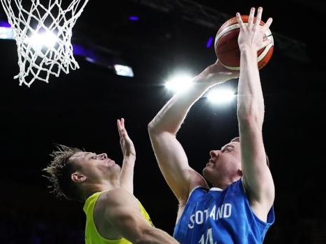Commonwealth Games: Scots will give 'heart and soul' for basketball bronze