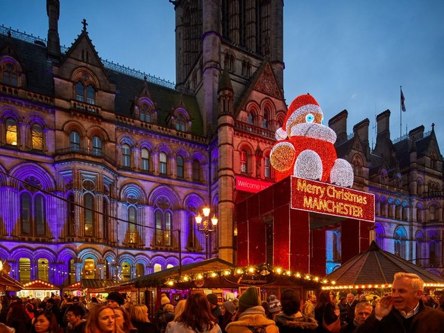 This year will be the last time the Christmas Markets will be in Albert Square for at least four years