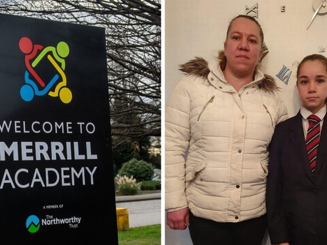 Police called to mum's home after angry row over daughter's £6 Asda trousers