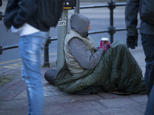 How To Help The Homeless At Christmas