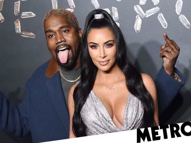 kanye west and kim before dating