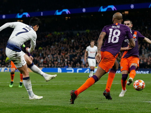 Tottenham 1 Man City 0: Son hits late winner but Kane could miss rest of the season
