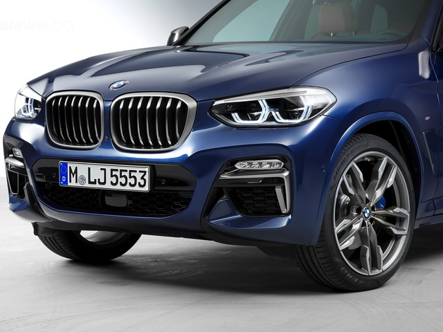 2018 BMW X3: Price starts at 47,000 euros for X3 xDrive20d