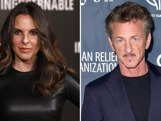 Sean Penn Steps Up Fight Against Netflix's El Chapo Series From Kate del Castillo