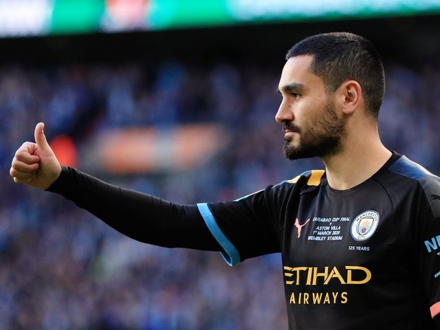 Gundogan gives verdict on whether Liverpool should be given title