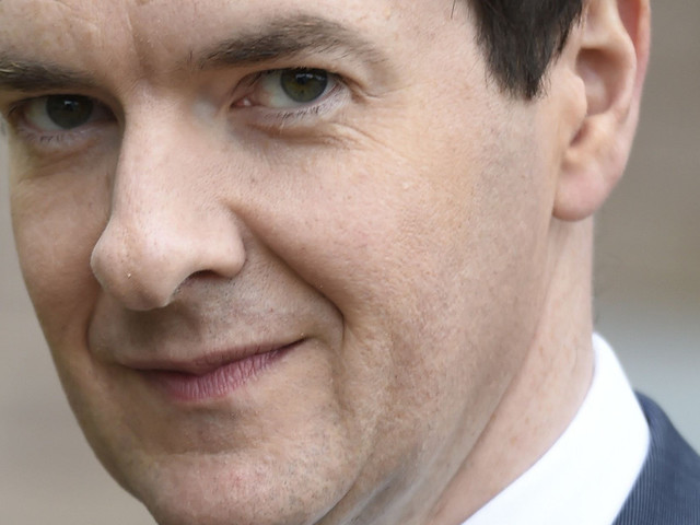 George Osborne Thinks Austerity Had Nothing To Do With The Grenfell Tower Fire