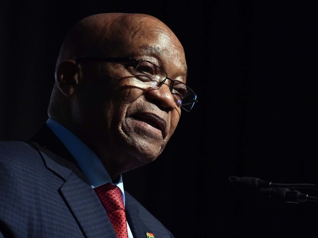 South Africa: 'I've Never Been Afraid of Jail,' Zuma Tells Supporters